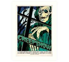 CREEPSHOW! Art Print
