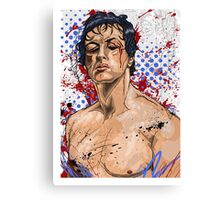 The Rise of the Italian Stallion Canvas Print