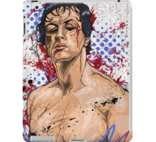 The Rise of the Italian Stallion iPad Case/Skin