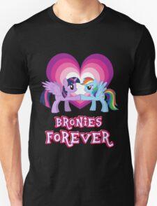 Bronies Forever 3 Unisex T-Shirt