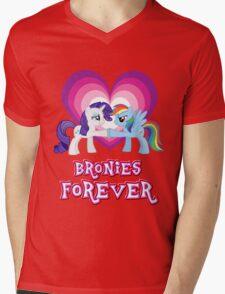 Bronies Forever 4 Mens V-Neck T-Shirt