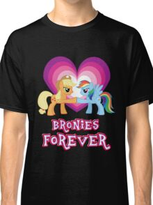 Bronies Forever 5 Classic T-Shirt