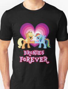 Bronies Forever 5 Unisex T-Shirt