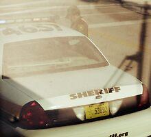 Sheriff's car, Miami by jackalexanderuk