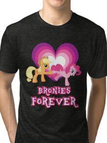 Bronies Forever 7 Tri-blend T-Shirt
