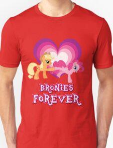 Bronies Forever 7 Unisex T-Shirt