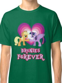 Bronies Forever 8 Classic T-Shirt