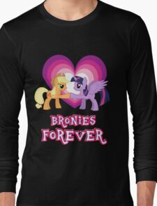 Bronies Forever 8 Long Sleeve T-Shirt