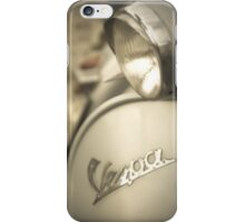 Dreamy Vintage Vespa iPhone Case/Skin