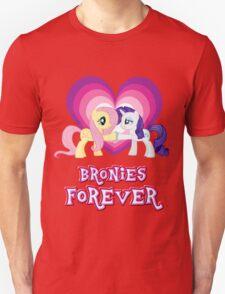 Bronies Forever 10 Unisex T-Shirt