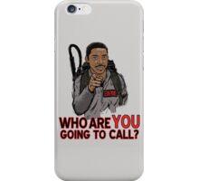 Uncle Zeddemore iPhone Case/Skin