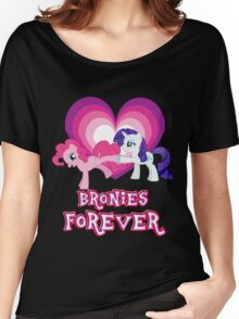 Bronies Forever 11 Women's Relaxed Fit T-Shirt