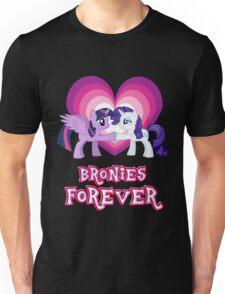 Bronies Forever 12 Unisex T-Shirt