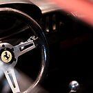 Old Ferrari by Jeremy  Barré