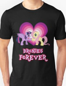 Bronies Forever 13 Unisex T-Shirt