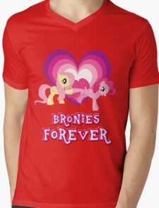 Bronies Forever 15 Mens V-Neck T-Shirt