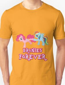 Bronies Forever (No Heart) 2 T-Shirt