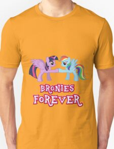 Bronies Forever (No Heart) 3 T-Shirt