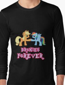 Bronies Forever (No Heart) 5 Long Sleeve T-Shirt