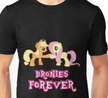 Bronies Forever (No Heart) 6 Unisex T-Shirt