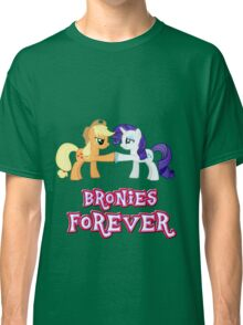 Bronies Forever (No Heart) 9 Classic T-Shirt