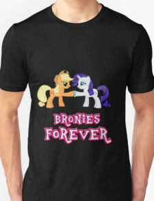 Bronies Forever (No Heart) 9 T-Shirt