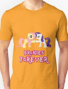 Bronies Forever (No Heart) 10 T-Shirt