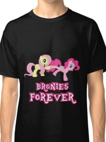 Bronies Forever (No Heart) 15 Classic T-Shirt