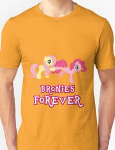Bronies Forever (No Heart) 15 T-Shirt