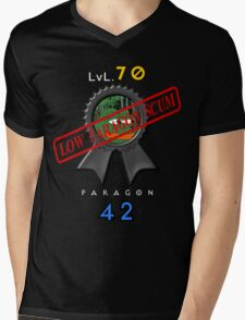 Low paragon scum Mens V-Neck T-Shirt