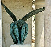 Weeping Angel by abbywerschler
