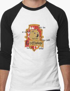 Gryffindoge Men's Baseball ¾ T-Shirt