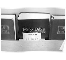 Holy Bible Poster