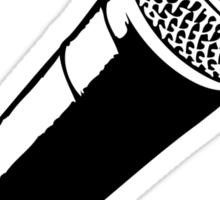 Clean microphone Sticker