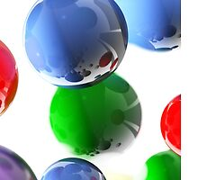 colored balls by carloscastilla