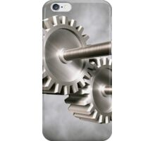 machinery iPhone Case/Skin