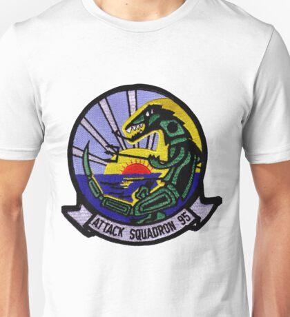 VA-95 Green Lizards Unisex T-Shirt