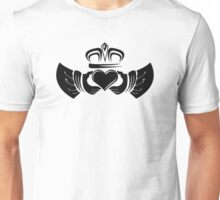Claddagh Ring Unisex T-Shirt