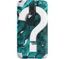 Many question Samsung Galaxy Case/Skin