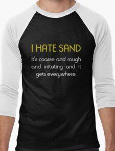Sand Men's Baseball ¾ T-Shirt
