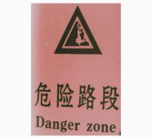 Danger Zone Kids Clothes