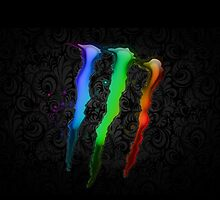 Monster Energy Multi Colour by jakepfander28