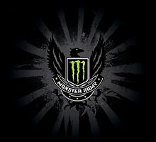 Monster Energy Army  by jakepfander28