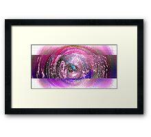 Galaxy Strip 2.0 Framed Print