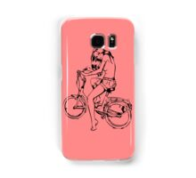 Fixie Girl Samsung Galaxy Case/Skin