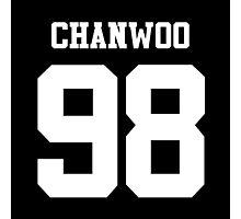 iKON Chanwoo 98 Photographic Print