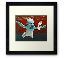 Nevermind ( Breaking Bad ) Framed Print