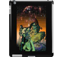 Gyan Eagle Preistess iPad Case/Skin