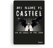 CASTIEL ANGEL OF THE LORD Canvas Print