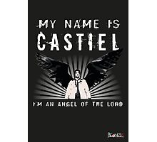 CASTIEL ANGEL OF THE LORD Photographic Print